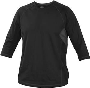 Rawlings Adult Youth Runner 3/4 Sleeve Shirt