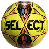 Select NJCAA Super FIFA Match Yellow Soccer Ball