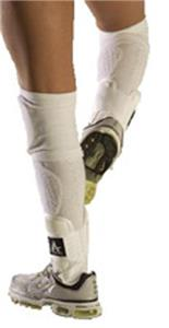 Tandem Sport Volleyball Clean Swipe Socks-White