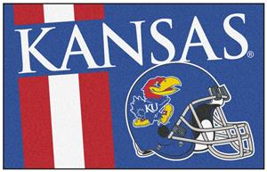 Fan Mats University of Kansas Starter Mat
