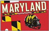 Fan Mats University of Maryland Starter Mat
