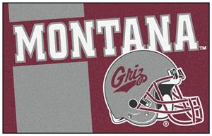 Fan Mats University of Montana Starter Mat
