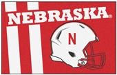 Fan Mats University of Nebraska Starter Mat