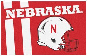 Fan Mats University of Nebraska Starter Mat