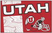 Fan Mats University of Utah Starter Mat