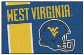Fan Mats West Virginia University Starter Mat