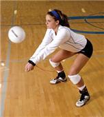 Tandem Sport Volleyball Pass Rite Elastic Bands