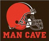 Fan Mats Cleveland Browns Man Cave Tailgater Mat