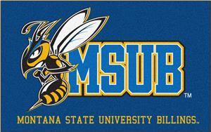 Fan Mats Montana State University Billings UltiMat