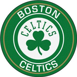 Fan Mats NBA Boston Celtics Roundel Mat