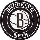 Fan Mats NBA Brooklyn Nets Roundel Mat