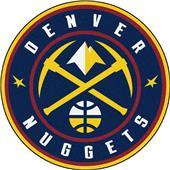 Fan Mats NBA Denver Nuggets Roundel Mat