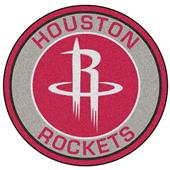 Fan Mats NBA Houston Rockets Roundel Mat