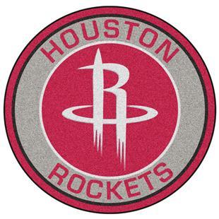 Fan Mats NBA Houston Rockets Roundel Mat