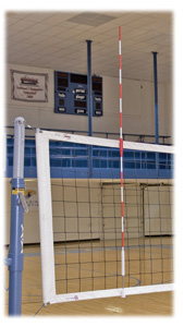 Tandem Official Volleyball Glass Fiber Antennae
