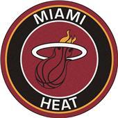 Fan Mats NBA Miami Heat Roundel Mat