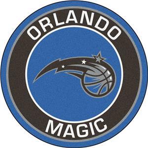 Fan Mats NBA Orlando Magic Roundel Mat