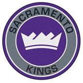 Fan Mats NBA Sacramento Kings Roundel Mat