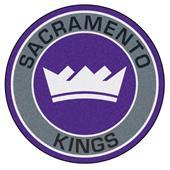 Fan Mats NBA Sacramento Kings Roundel Mat