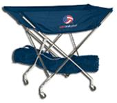 Tandem Sport USA Volleyball Drill Cart USA Logo