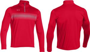 Under Armour Mens Qualifier Novelty 1/4 Zip Jacket