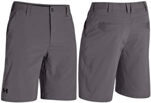 Under Armour Mens Team Flat Front Shorts