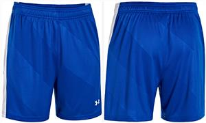 Under Armour Womens Fixture Soccer Shorts