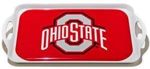 BSI Collegiate Ohio State Melamine Serving Tray