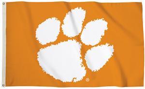 Collegiate Clemson Tigers 3' x 5' Flag