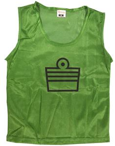 Admiral Polyester Mesh Vest Closeout