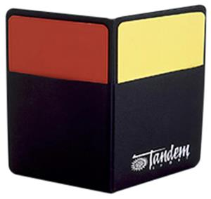 Tandem Sport Volleyball Official Penalty Cards