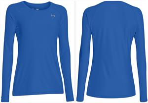 Under Armour Womens LS Heatgear Alpha Armour Tee