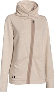 Under Armour Womens Wrap Up Full Zip Jacket