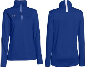 Under Armour Womens Qualifier 1/4 Zip Jacket