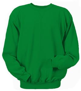 Badger Crew Neck Fleece Sweatshirts