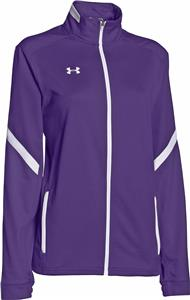 Under Armour Womens Qualifier Knit Warm-Up Jacket
