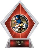 Awards PR2 Football Red Diamond Ice Trophy