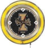 "Holland University of Idaho 15"" Neon Logo Clock"