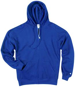Badger Full Zip Fleece Hoodies