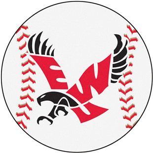 Fan Mats Eastern Washington Univ Baseball Mat