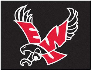 Fan Mats Eastern Washington Univ All Star Mat