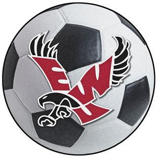 Fan Mats Eastern Washington Univ Soccer Ball Mat