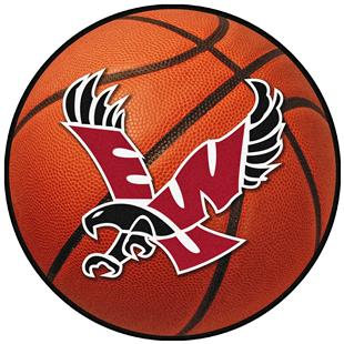 Fan Mats Eastern Washington Univ Basketball Mat