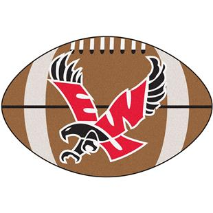 Fan Mats Eastern Washington Univ Football Mat