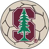 Fan Mats Stanford University Soccer Ball Mat