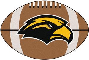 Fan Mats Univ Southern Mississippi Football Mat