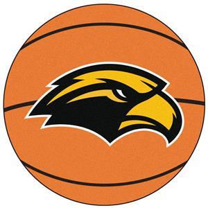 Fan Mats Univ Southern Mississippi Basketball Mat