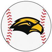 Fan Mats Univ Southern Mississippi Baseball Mat