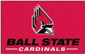 Fan Mats Ball State University Ulti-Mat