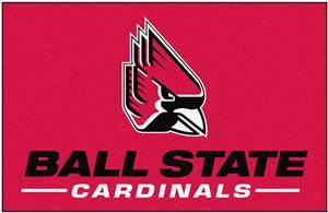 Fan Mats Ball State University Starter Mat